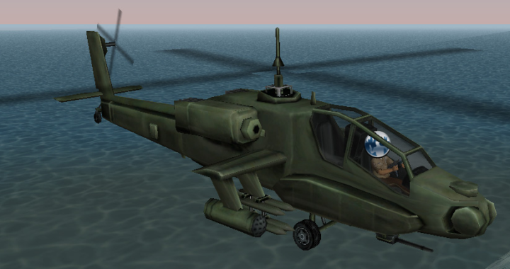 Wishlist Wednesday: The Helicopter Movement