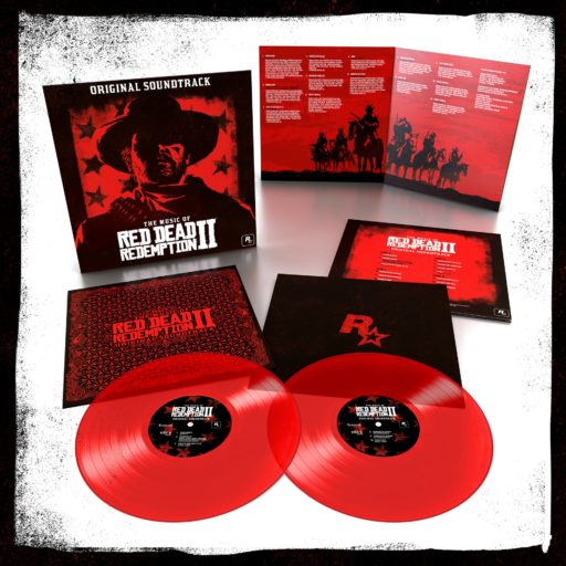 Red Dead Redemption 2: Original Soundtrack Coming on Vinyl