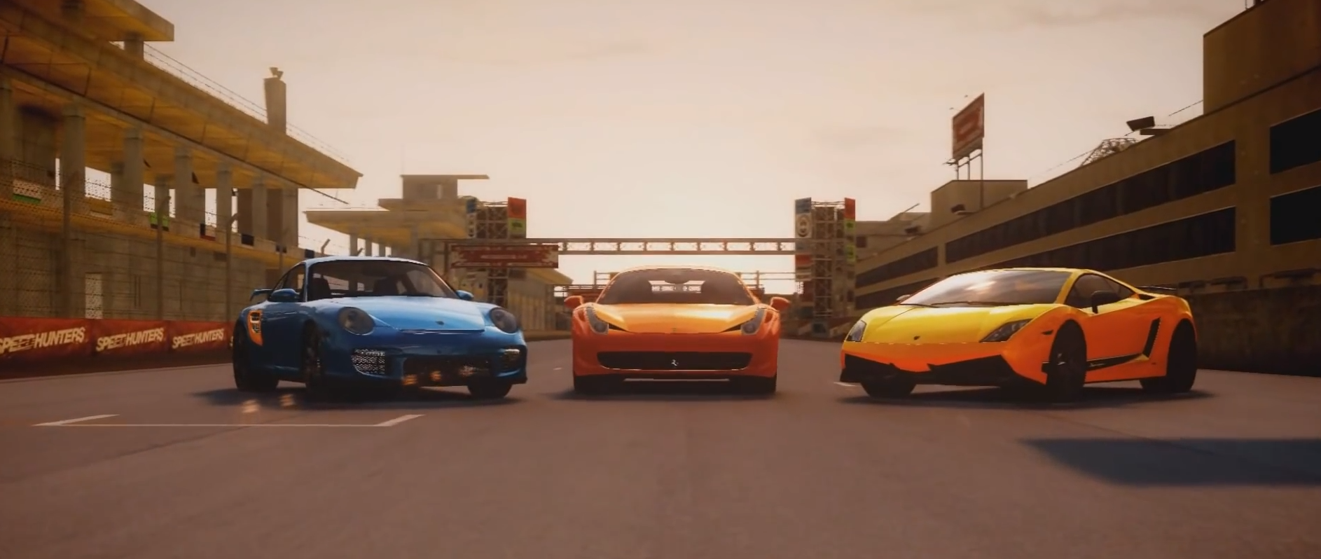 A video tribute to Forza made in GTA IV
