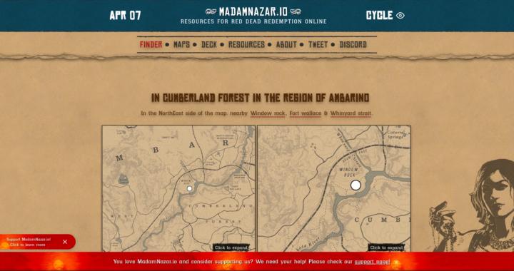 Community Highlight: NazarFinder (MadamNazar.io)