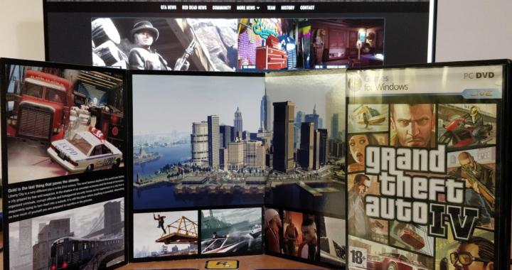 Happy Birthday Grand Theft Auto IV!
