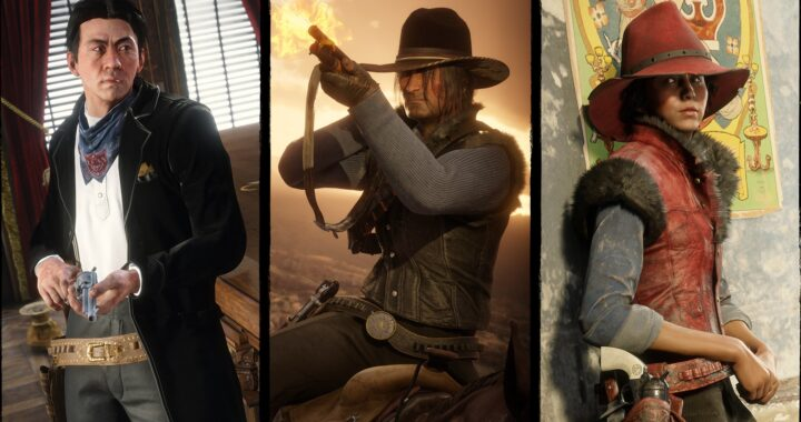 Tarot Card Bonuses and Limited Time Clothing for Red Dead Online