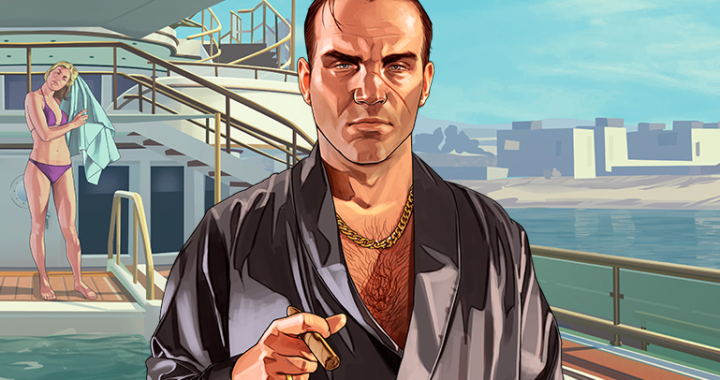 Grand Theft Auto V is coming to Playstation 5