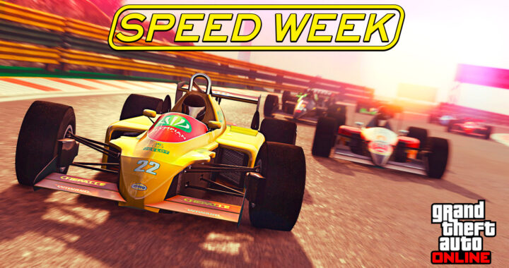 Speed Week Comes to GTA Online