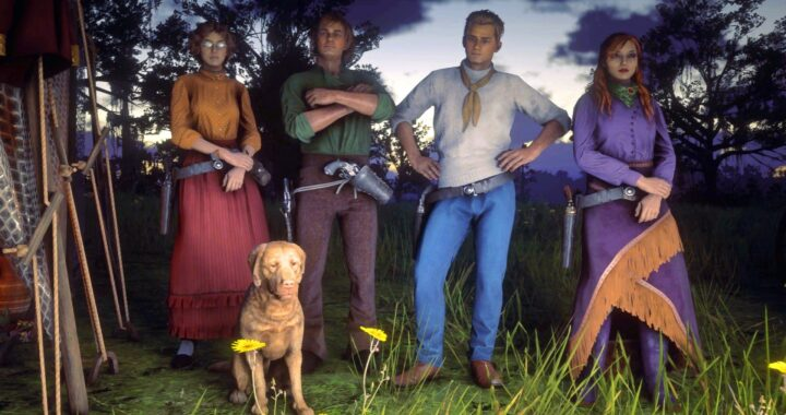 """""""Cosplaying"""" Other Characters in Rockstar Games"""