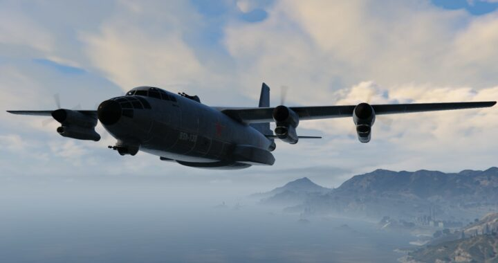 High Octane Action in the Skies this Week in GTA Online