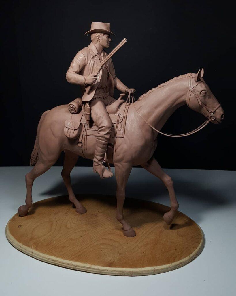 Creative Spotlight Arthur Morgan Sculpture Gtanet Com