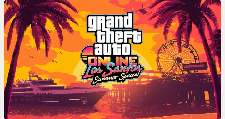 Welcome to the Los Santos Summer Special – Sit Back and Relax