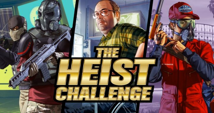 Let's Get Heisting – Rockstar Announces the Heist Challenge