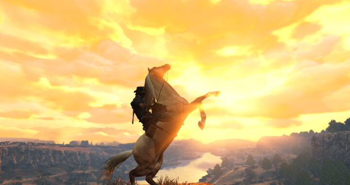 Happy 11th Birthday to Red Dead Redemption!
