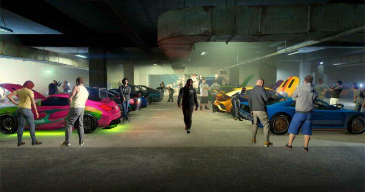 GTA Online: Los Santos Tuners Announced! Coming 20th July